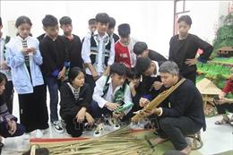 Tái hiện đời sống tinh thần người Thái qua không gian trải nghiệm Văn hóa Mường Lò