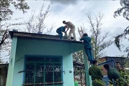 Ứng phó bão số 13: Đà Nẵng khẩn trương di dời dân, chằng chống nhà cửa