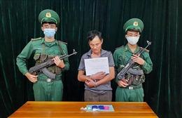 Điện Biên: Bắt giữ một đối tượng mua bán trái phép chất ma túy
