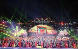 Lễ đón nhận Bằng xếp hạng di tích quốc gia Khu di tích lịch sử Bạch Đằng Giang