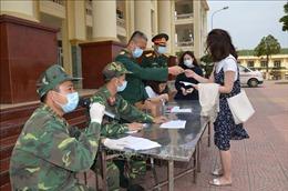 Bộ Tư lệnh Thủ đô Hà Nội chủ động đặt ra các tình huống cao hơn thực tế