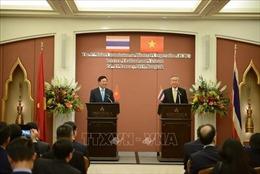 Việt Nam, Thái Lan họp Ủy ban hỗn hợp về hợp tác song phương lần thứ 3