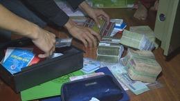 Đột kích 27 tụ điểm tổ chức đánh bạc dưới hình thức lô đề