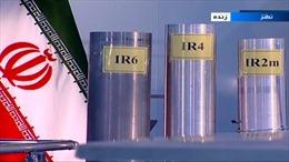 Iran tái khởi động nhà máy sản xuất nguyên liệu làm giàu urani