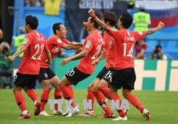 WORLD CUP 2018: Thắng Đức, Hàn Quốc thoát một loạt kỷ lục buồn