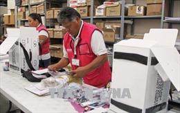 Cử tri Mexico hy vọng về sự thay đổi