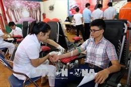 Hành trình Đỏ 2018: Điện Biên hướng đến mục tiêu xây dựng ngân hàng máu sống