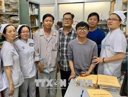 Thêm sáu cuộc đời được hồi sinh nhờ hai người hiến tạng
