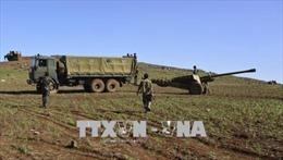 Quân đội Syria đạt bước tiến lớn tại khu vực phía Nam giáp giới Jordan