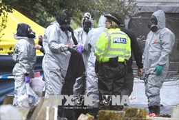 Anh xác nhận đã thông báo tới OPCW vụ nghi đầu độc mới gần Salisbury