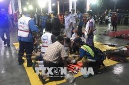 Trung Quốc kích hoạt cơ chế khẩn cấp sau vụ chìm tàu du lịch ở Thái Lan