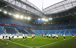 WORLD CUP 2018: Saint Petersburg sẵn sàng cho EURO 2020