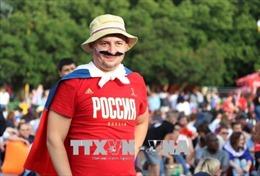 WORLD CUP 2018: Moskva không nhiều nước mắt