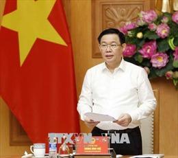 Phó Thủ tướng Vương Đình Huệ: Xác định cho được phương án sử dụng đất trước khi cổ phần hóa