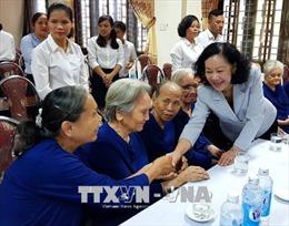Chăm sóc thương, bệnh binh, gia đình liệt sỹ là trách nhiệm của Nhà nước và toàn xã hội