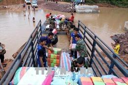 Vỡ đập thủy điện ở Lào: Thái Lan đẩy mạnh việc hỗ trợ khắc phục hậu quả