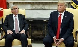 EU lấy khí đốt làm 'con bài' xoa dịu căng thẳng thương mại với Mỹ