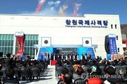 Triều Tiên chính thức đăng ký thi đấu Giải Vô địch bắn súng quốc tế tại Hàn Quốc