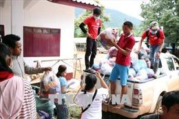 Vỡ đập thủy điện tại Lào: Tổng thư ký ASEAN thăm người dân bị ảnh hưởng