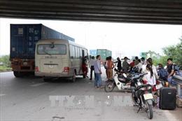 Xử lý nghiêm khi đón, trả khách sai quy định trên cao tốc Hà Nội – Bắc Giang