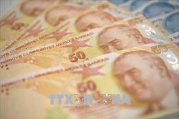 Đồng lira Thổ Nhĩ Kỳ rơi xuống mức thấp kỷ lục sau lệnh trừng phạt của Mỹ