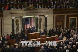 Quốc hội Mỹ thông qua dự luật chi tiêu quốc phòng năm 2019