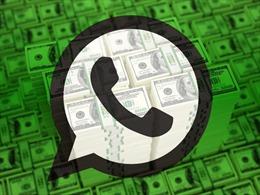 Facebook nghĩ cách 'kiếm tiền' từ WhatsApp