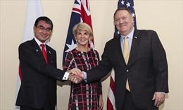 Hội nghị AMM 51: Hợp tác Nhật - Mỹ - Australia trong phát triển hạ tầng tại Ấn Độ Dương - Thái Bình Dương