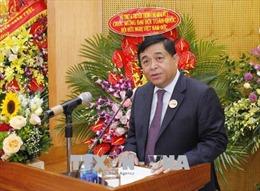 Ông Nguyễn Chí Dũng làm Chủ tịch Hội hữu nghị Việt Nam - Đức