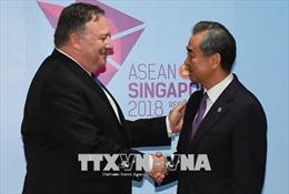 Trung Quốc và Mỹ đề cao tầm quan trọng của đàm phán giảm căng thẳng thương mại
