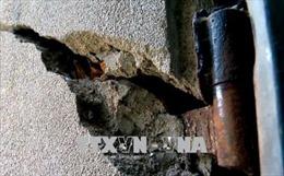 Dân bức xúc vì thi công Quốc lộ 1 tại Phú Yên làm nứt nhà