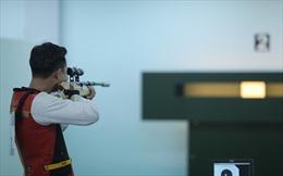 ASIAD 2018: Xạ thủ Ngô Hữu Vượng bắn trượt 'mục tiêu Vàng'