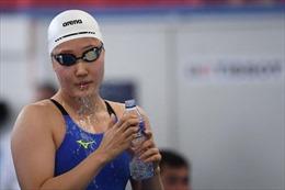 ASIAD 2018: Hàn Quốc kiện VĐV bơi lội Trung Quốc về hành vi bạo lực