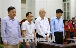 Xét xử sơ thẩm vụ án sai phạm tại Công ty cổ phần Hóa dầu và Xơ sợi Dầu khí