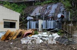 Nhiều thiệt hại về người và tài sản tại các địa phươngdo mưa lũ
