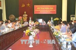 Khẳng định vai trò của Kỳ Đồng Nguyễn Văn Cẩm trong phong trào yêu nước cuối thế kỷ XIX đầu thế kỷ XX