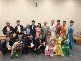 Lễ hội Giao lưu Việt - Nhật 2018 - Điểm hẹn thắt chặt hợp tác song phương