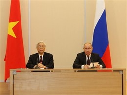 Tăng cường sự gắn bó chiến lược và thúc đẩy hợp tác Việt Nam - Liên bang Nga