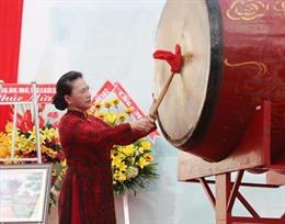 Chủ tịch Quốc hội Nguyễn Thị Kim Ngân dự Lễ khai giảng năm học mới tại Thành phố Hồ Chí Minh