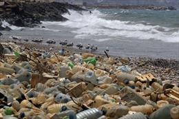Tạo ra nhựa có thể phân rã trong nước biển