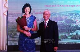 Cầu nối cho mối quan hệ hữu nghị tốt đẹp giữa Việt Nam và Slovakia