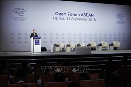 WEF ASEAN 2018: Diễn đàn mở với chủ đề về doanh nghiệp khởi nghiệp