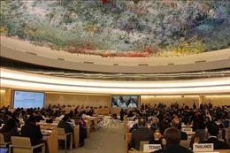 Khai mạc Khóa họp thường kỳ Hội đồng Nhân quyền LHQ