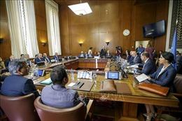 Các bên nhất trí trên nguyên tắc thành phần Ủy ban Sửa đổi Hiến pháp Syria