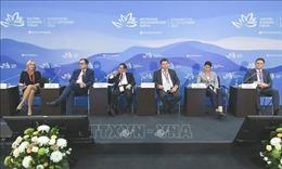 Diễn đàn Kinh tế phương Đông: Việt Nam tham gia tham luận về không gian kinh doanh