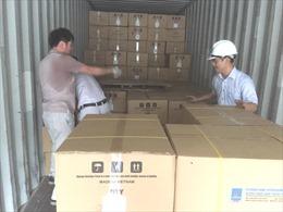 PVTEX xuất bán gần 1.000 tấn sợi DTY