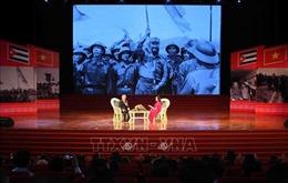 Lễ kỷ niệm 45 năm lãnh tụ Fidel Castro thăm vùng giải phóng miền Nam Việt Nam
