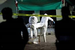 Xả súng tại trung tâm thương mại ở thủ đô Mexico, ít nhất 10 người thương vong