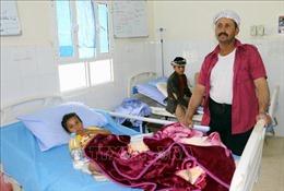 LHQ tìm cách mở cầu hàng không ở Yemen để hỗ trợ vận chuyển bệnh nhân