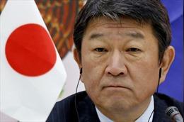 Cảnh báo tổn thất toàn cầu, Nhật Bản kêu gọi Mỹ - Trung đối thoại giải quyết căng thẳng